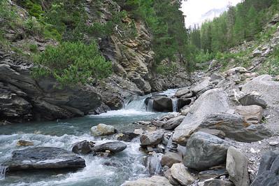 De Val Sinestra à Zuort - Engadine - Suisse