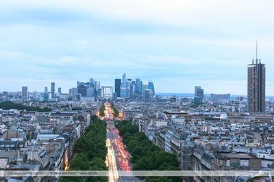 F20150620a210919_6081-La Défense-vue de l'Arc de Triomphe-settings