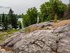 Granite rock base