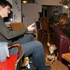 Eten bij Michelle 9-12-2011