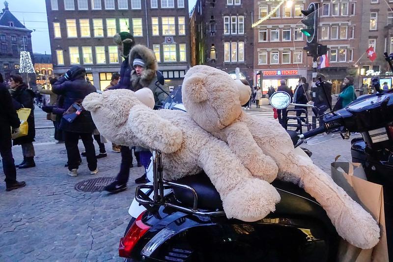Nederland; Amsterdam; 3 januari 2018; foto: Katrien Mulder
