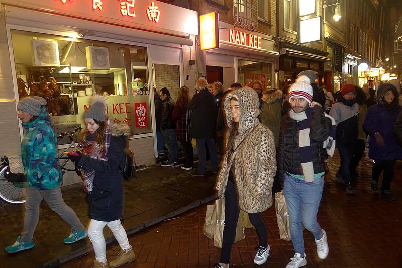 Nederland, Amsterdam, 4 januari 2018, foto: Katrien Mulder