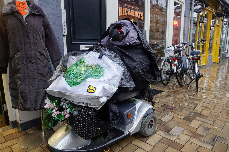 Nederland, Amsterdam, 5 januari 2018, wie doet je wat, foto: Katrien Mulder