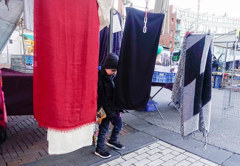 Nederland, Amsterdam, 8 januari 2018, foto: Katrien mulder