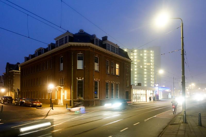Nederland, Scheveningen, Duinweg, 11 januari 2018. foto: Katrien Mulder