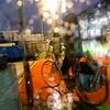 Nederland, Amsterdam, 15 januari 2018, het regent pijpenstelen, it is raining cats and dogs, foto: Katrien Mulder