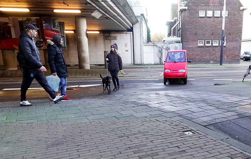 Nederland, Amsterdam, 30 januari 2018, foto: Katreien Mulder