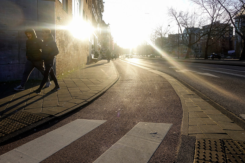 Nederland, Amsterdam, 13 februari 2018, foto: Katrien Mulder