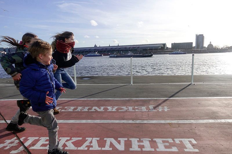 Nederland, Amsterdam, EYE, 16 februari 2018, foto: Katrien EYE