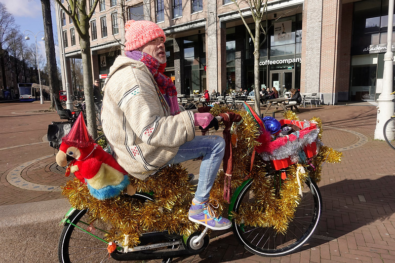 Nederland, Amsterdam, Wahid, Javaplein, 16 februari 2018, foto: Katrien Mulder