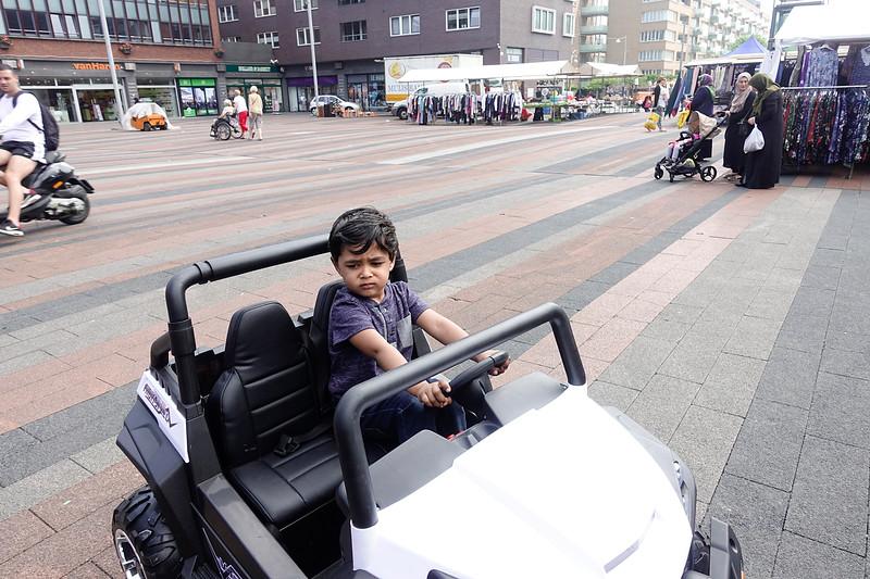 Nederland, Amsterdam, 25-05-2018, foto: Katrien Mulder