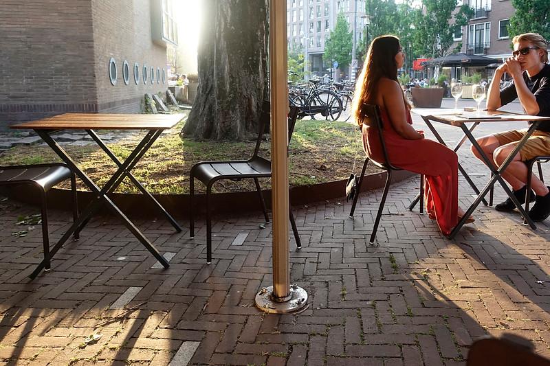 Nederland, Amsterdam, 31-05-2018, foto: Katrien Mulder