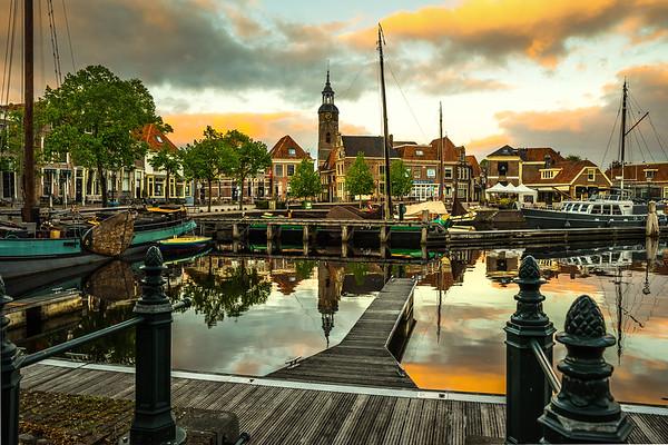 Blokzijl harbour