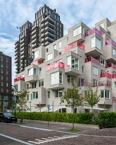 Architectuur Zuidas Amsterdam