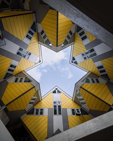 Kubus Woningen, Rotterdam