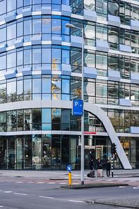 Architectuur, Zuidas Amsterdam