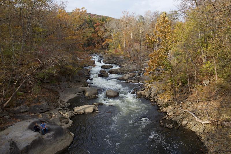 Housatonic River near Kent, CT