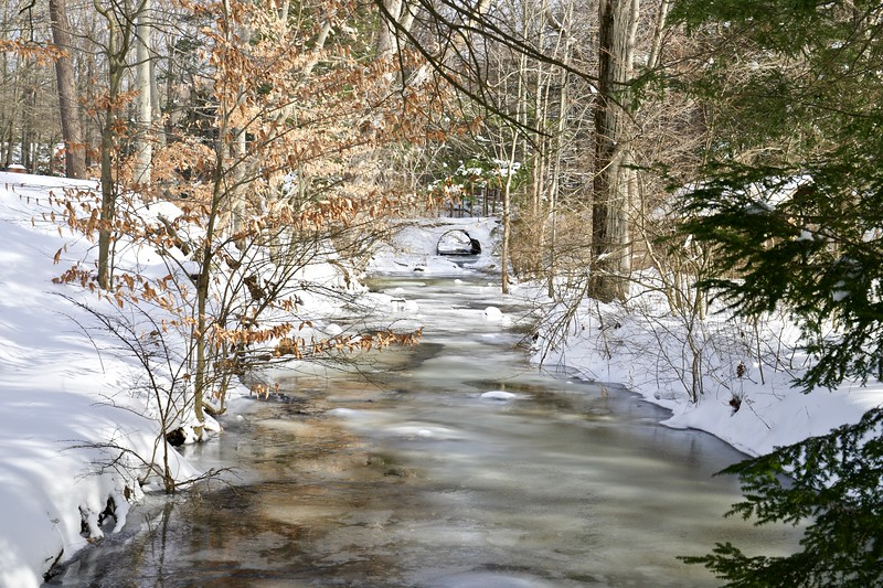 Wadsworth Falls State Park*