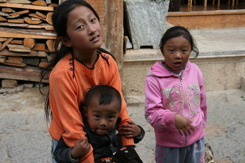 children caring for children