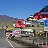 Protests by native Hawaiians closed the road to Mauna Kea's observatories, July-December 2019.