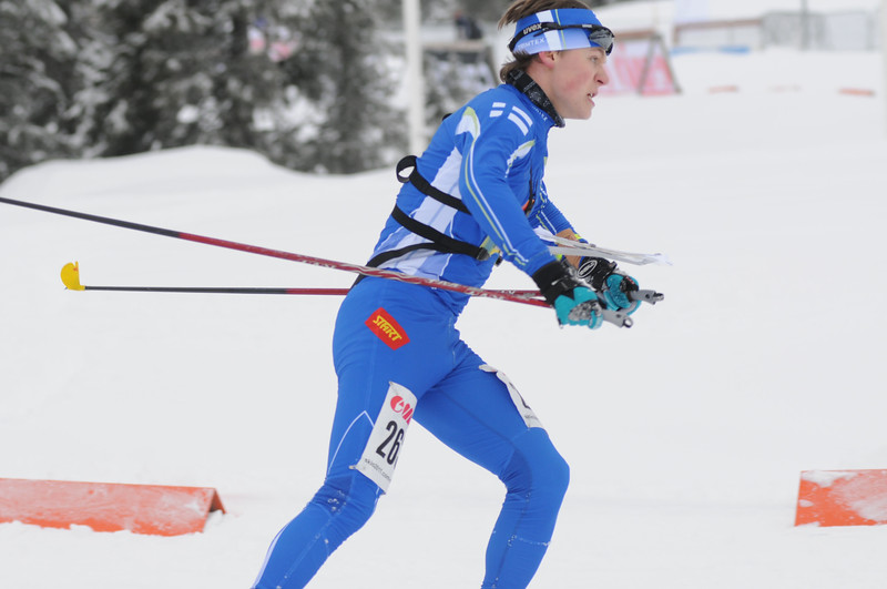 Ski EOC 2011, NOR
