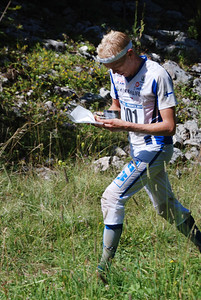 WOC2011, long qualification