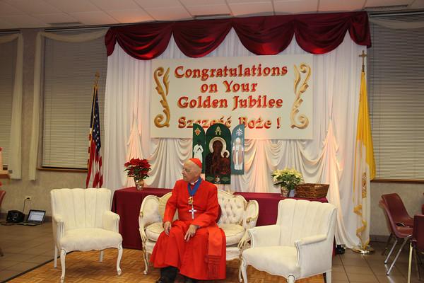 50 lecie kaplanstwa Kardynala Fr. George