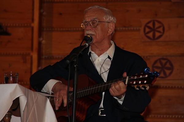 Jan Pietrzak w Góralskim