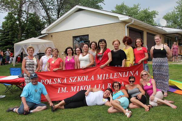 Szkola Mikolaja Reja piknik 2014