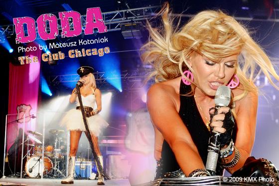 Koncert Dody - The Club 2009