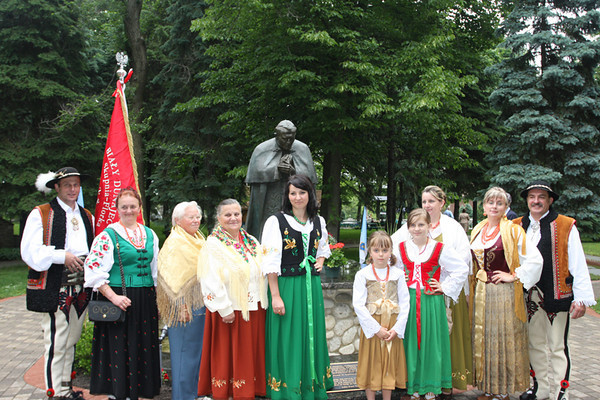 30-ta rocznica przyjazdu Ojca Sw Jana Pawla II do Polski