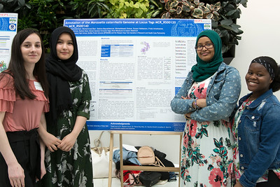 2019 WNY Genetics in Research and Health Care Partnership Student Capstone