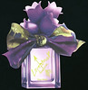 VERA WANG Lovestruck Floral Rush (bottle-shaped scent card 10 x 11 cm)