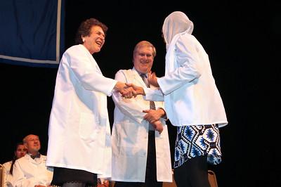 White Coat Ceremony; 2014; Avery Ellis; University at Buffalo; CFA