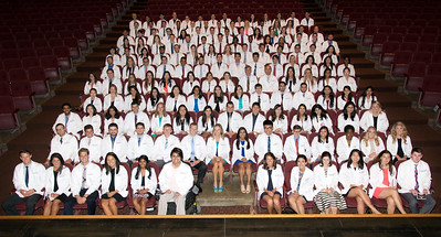 White Coat Ceremony; Class of 2020; CFA South Campus; Faculty; Medical Students; 2016; University at Buffalo; Jacobs School of Medicine and Biomedical Sciences