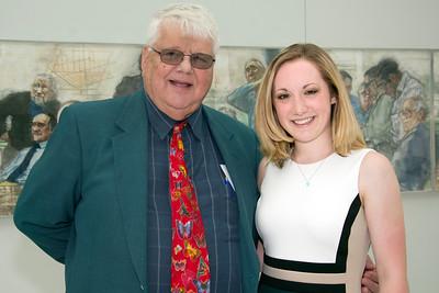 Dr. Arthur Mruczek;  Emily Ellmann