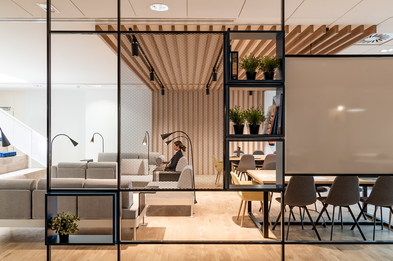 CooLab Madrid - Galán y Sobrini Arquitectos