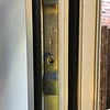 IMG_2714 side of door, latch with identifier