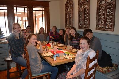 WA 9th Grade Christmas Party