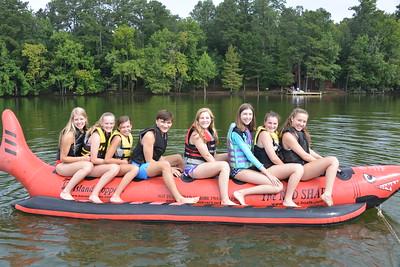 WA 9th grade @ the Lake