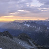 Sunrise Over Chelan Country