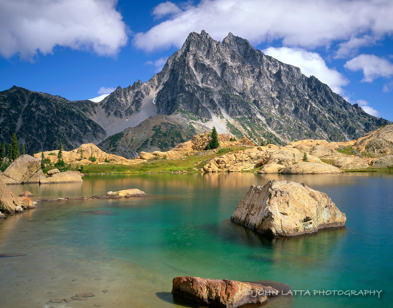 Ingalls Lake, Mount Stuart