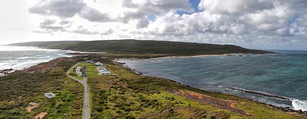 View from  Cape Leeuwin  Lighthouse