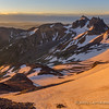 Sunrise On Curtis Gilbert Peak