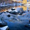 Leprechaun Lake Reflection