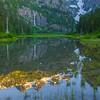 Lemah Creek Reflection