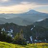 Mount Adams from Mount Margaret