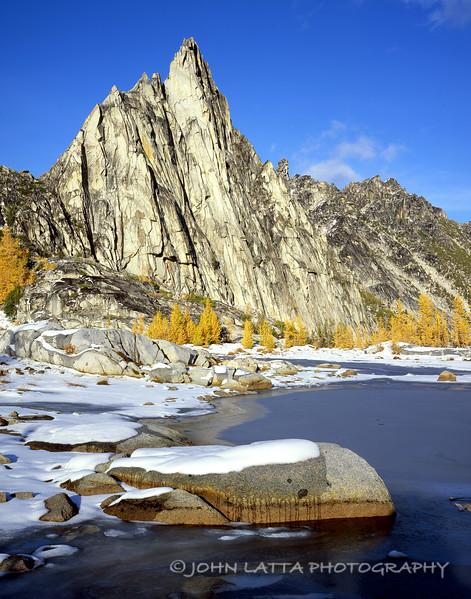 Prusik Peak and Gnome Tarn