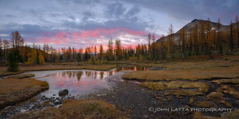 Dawn Breaking, Silver Creek Headwaters