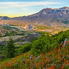 Mount St. Helens National Volcanic Monument, Washington, June 2018